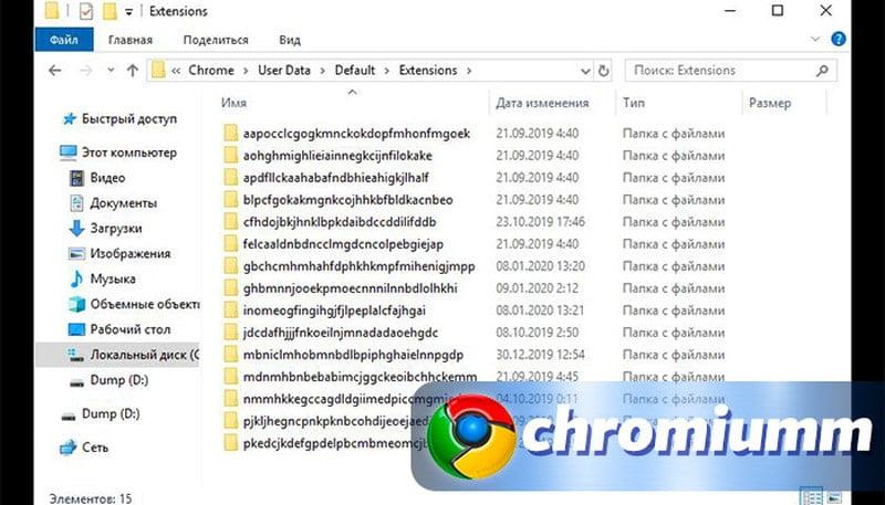 расширения для google chrome где найти