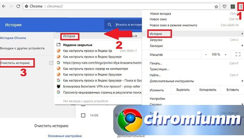 как настроить прокси сервер в гугл хром