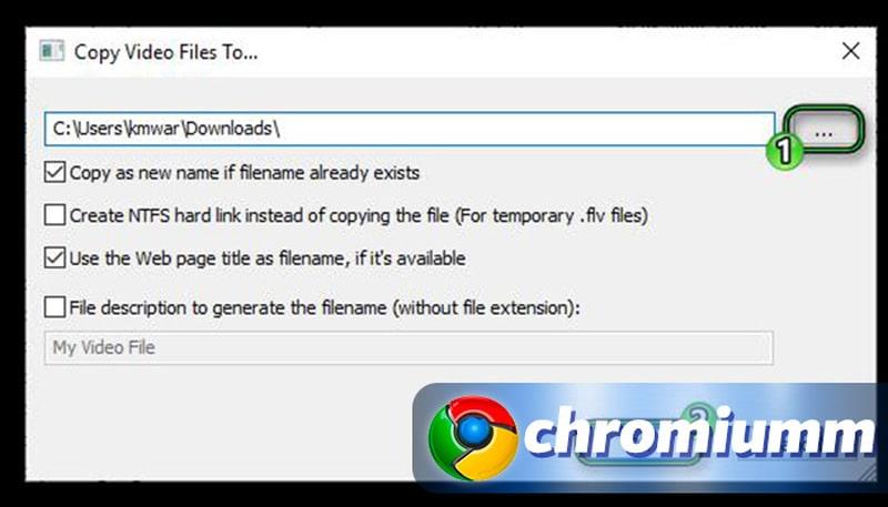 Как достать видео из кэша браузера Google Chrome 5