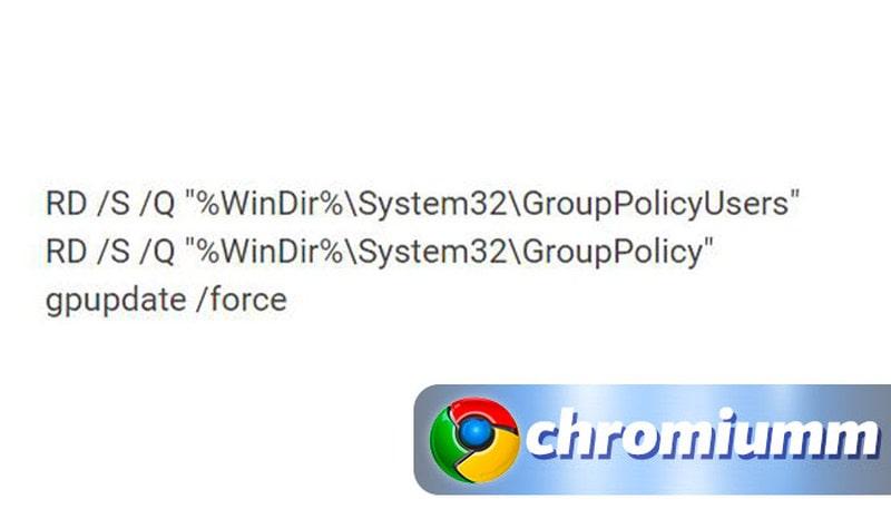 не устанавливается chrome на windows 10