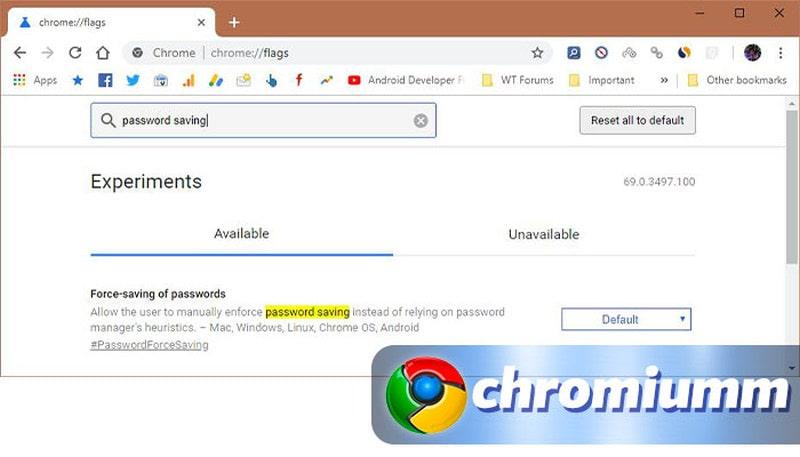 Скрытые настройки браузера Google Chrome для Android