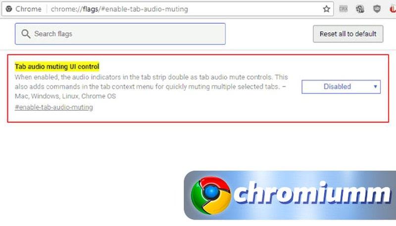 скрытые настройки Chrome для ускорения