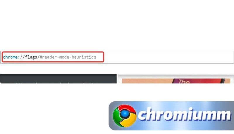 скрытые настройки браузера хром