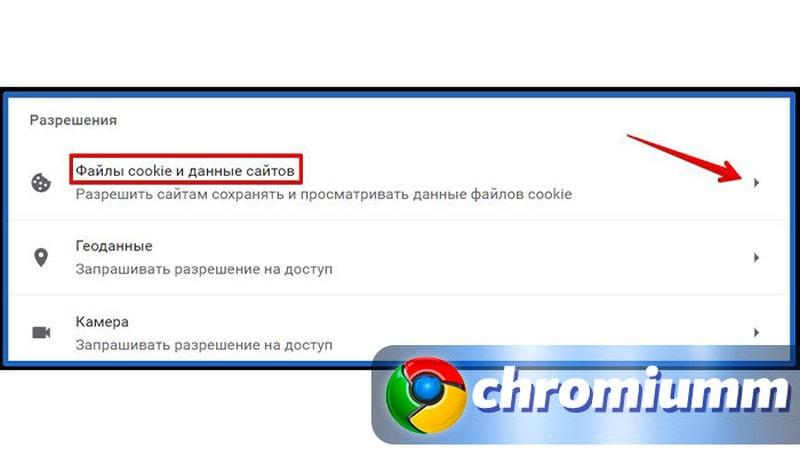 как посмотреть файлы cookie в google chrome